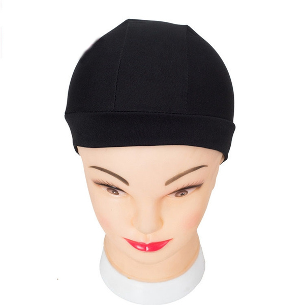 Wish 3pcslot Cheap Weaving Caps Spandex Dome Wig Cap For Making