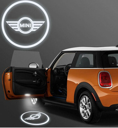 Mini, Laser, projector, Logo