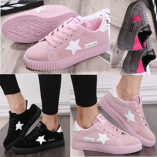 Picture of Fashion Women Shoes Women Casual Shoes Comfortable Damping Eva Soles Platform Shoes