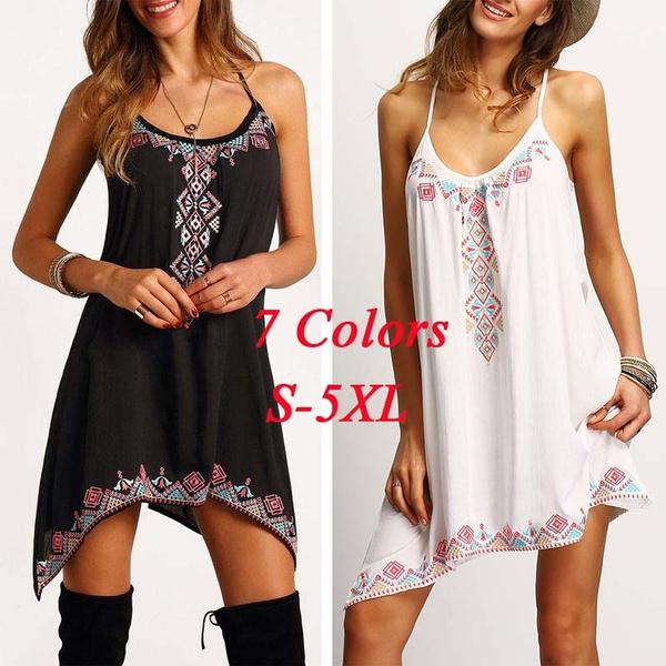 Plus Size, Floral print, Lace, asymmetric