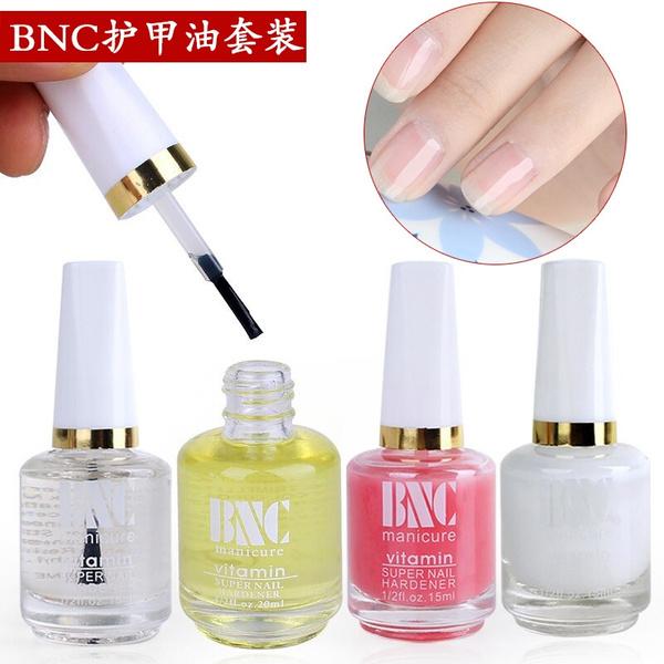 Wish | Manicure BNC nail polish Manicure armor softener light oil ...