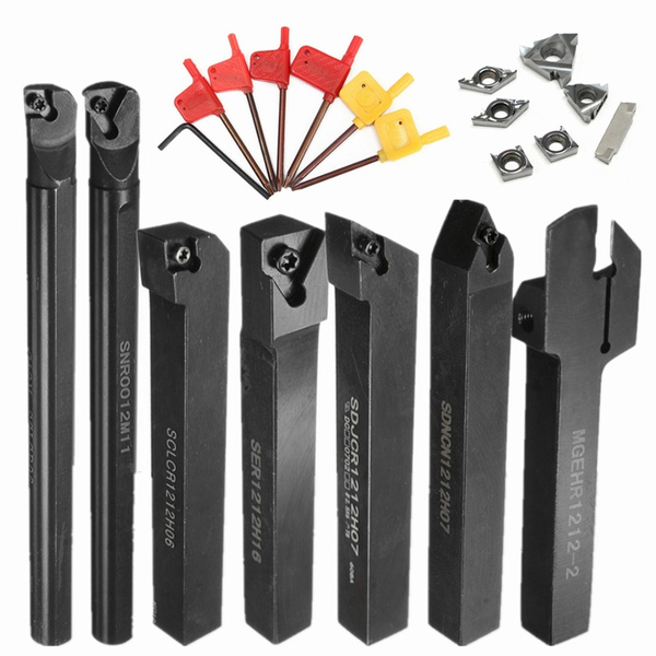 Best carbide lathe turning tools