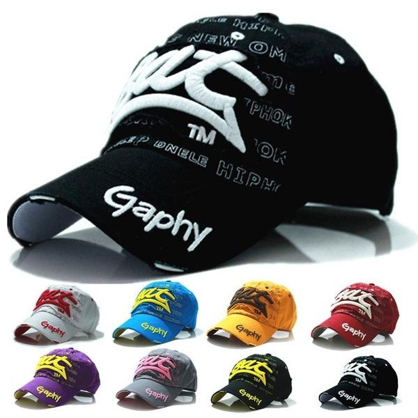 Summer, sports cap, Adjustable, Fashion