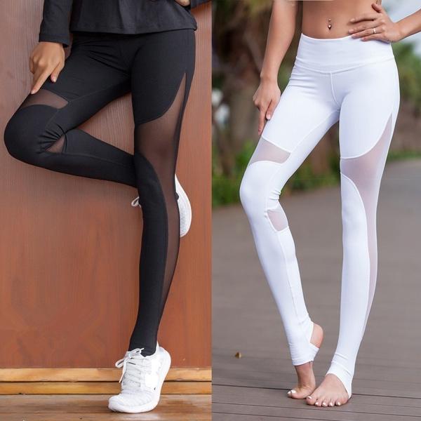 runningpant, Leggings, Yoga, Elastic