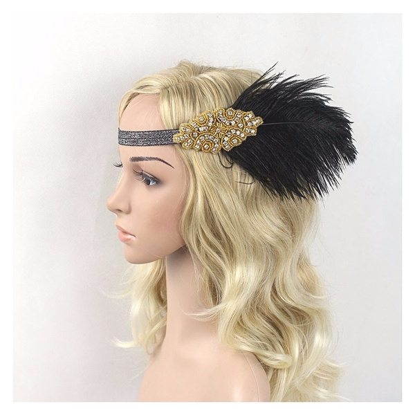 flapper, Head, Jewelry, Gifts