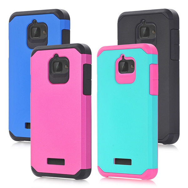 Hybrid TPU + Plastic Matte Shockproof Hard Case For Coolpad Catalyst 3622A  3623A Mobile Phone Cases Shell Skin Funda Coque Capa