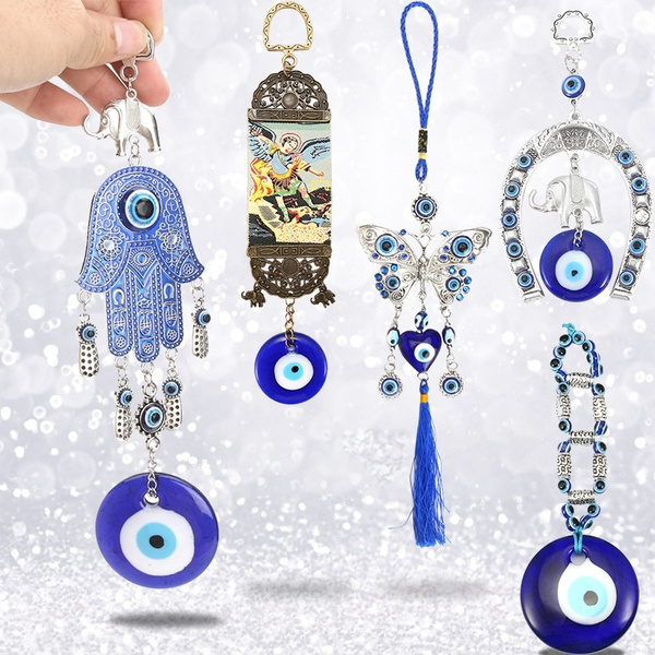 turkishamulet, Key Chain, Home Decor, eye