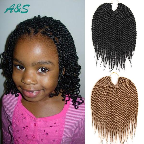 3 Packs 10 24 Roots Cute Crochet Braids Hair Extension Crochet Hair