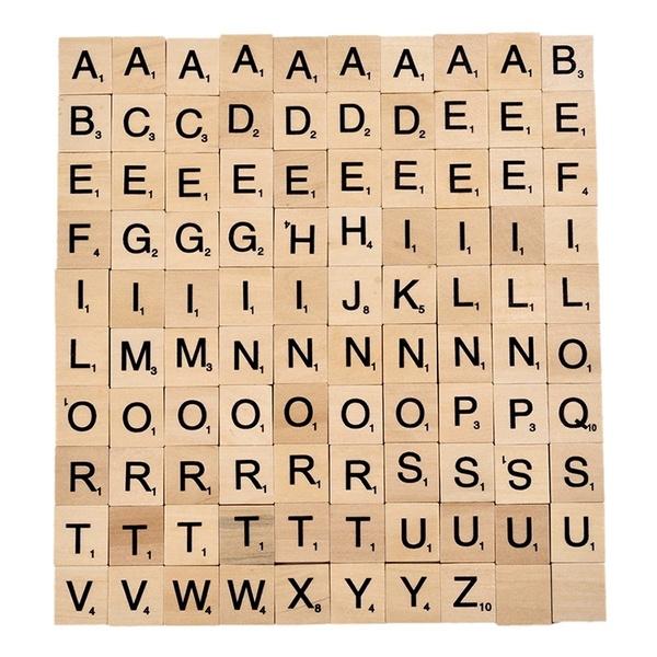 Wood, alphabetletter, woodscrabbletile, numbercraft