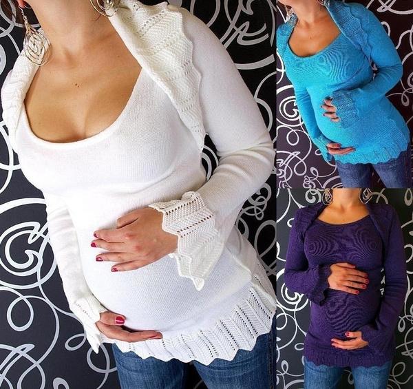 knitwear, fashion women, Women Sweater, pregrancy