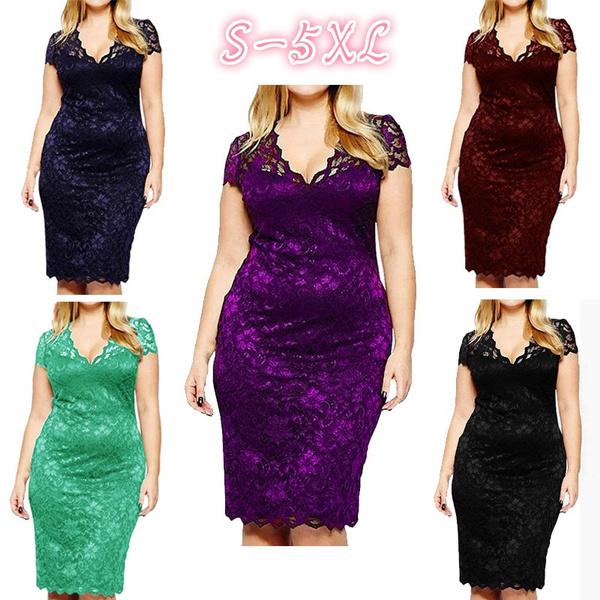 Summer, Lace Dress, Lace, Dress