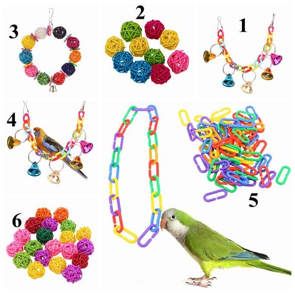 chainhook, Chain, Parrot, plasticchain