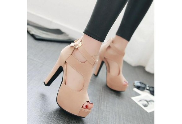 Summer New Women Fashion Sandals High Quality Sandals Fashion Shoes High Heel Sandals---4 Colors