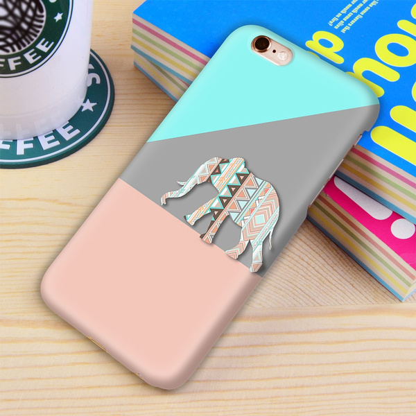 Cute Elephant Iphone 6 S Plus Case