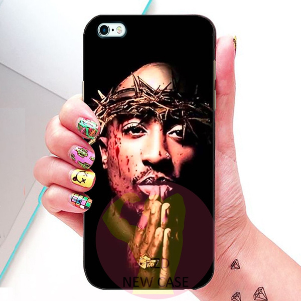 Tupac Shakur 2Pac Phone Case,Design Tupac Type Beat - Equality Hard  Plastics Case Cover for Iphone/Samsung and So on Brand