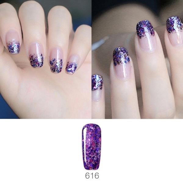 Wish   Vrenmol Glitter Rhinestone Professional UV Gelpolish Diamond ...