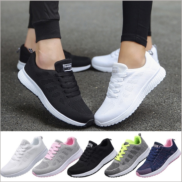 High Quality women Casual Sport Shoes Fashion Running Shoes for Teenagers