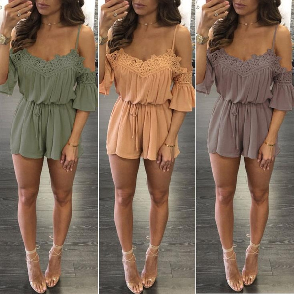 Picture of Womens Summer Boho Mini Dress Ladies Strapless Casual Beach Party Shirt Dresses