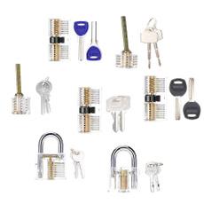 lockpicktool, lockpickset, locksmithtool, lockcutaway