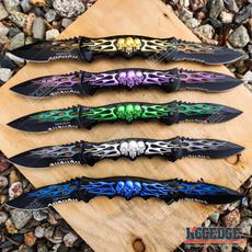portableknife, pocketknife, tacticalknifesurvival, skull