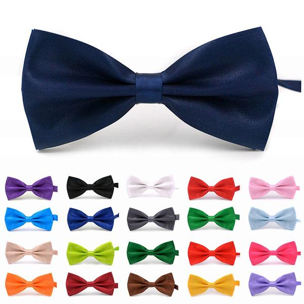 Fashion Men/'s Bowtie Wedding Tuxedo Necktie Bow Tie Classic Adjustable NECK TIE