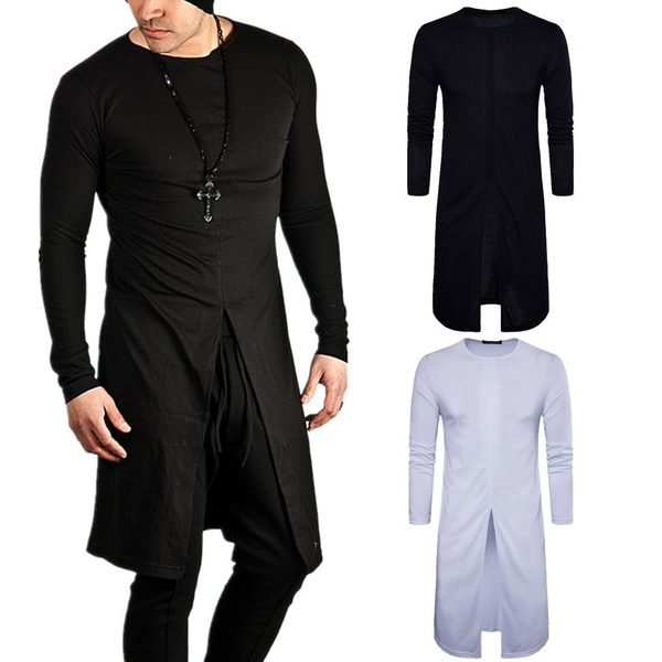 Mens T Shirt, Men, Men's Fashion, Long Sleeve