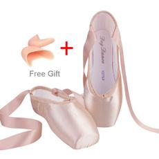 pink, balletpointedshoe, Ballet, adultballetshoe