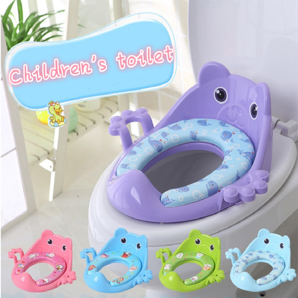 Awesome New Large Childrens Toilet Toilet Seat Baby Sitting Zip Circle Child Toilet Cover Pad Infant Toilet Spiritservingveterans Wood Chair Design Ideas Spiritservingveteransorg