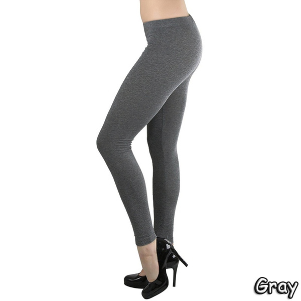 Wish | FC Women Sports Gym Yoga Workout Pants High Waist Running Pants Fitness Elastic Leggings Trousers,One Size