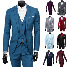 3 piece business suit