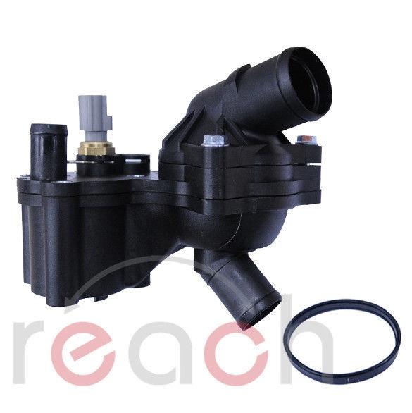 2L2Z8592BA New Thermostat Assembly W// Sensor For Ford Explorer 4.0L 2L2Z8592AA
