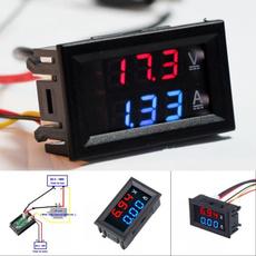 Blues, ledammeter, ammetervoltmeter, led
