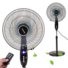Home Supplies, portablefan, Remote, coolingampair