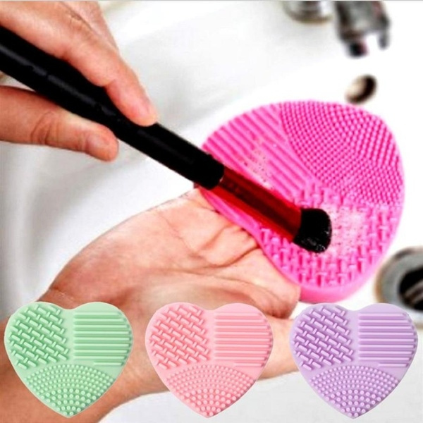Cleaner, Beauty, Makeup Tools, Silicone