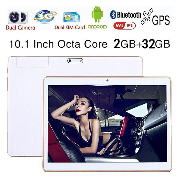 KT107 10 1'' Inch Tablet 8-Core Android 5 1 2G+32G OTG Bluetooth Adapter