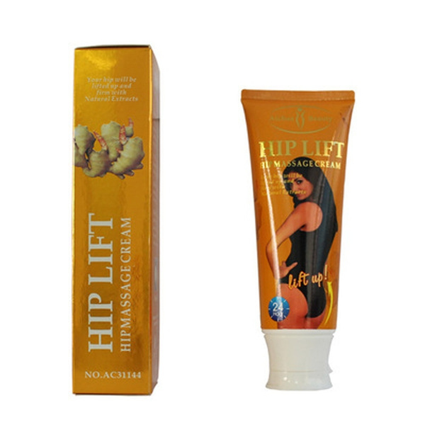 Wish 120g Ginger Hip And Butt Enhancer Cream For Fast Bigger Buttocks Enhancement Hip Up Butt Lift Enlargement Cream Big Ass Cream