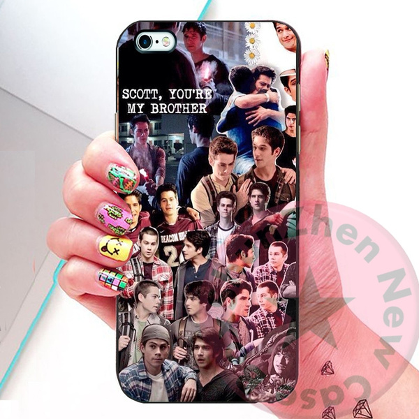 cover iphone 5s teen wolf