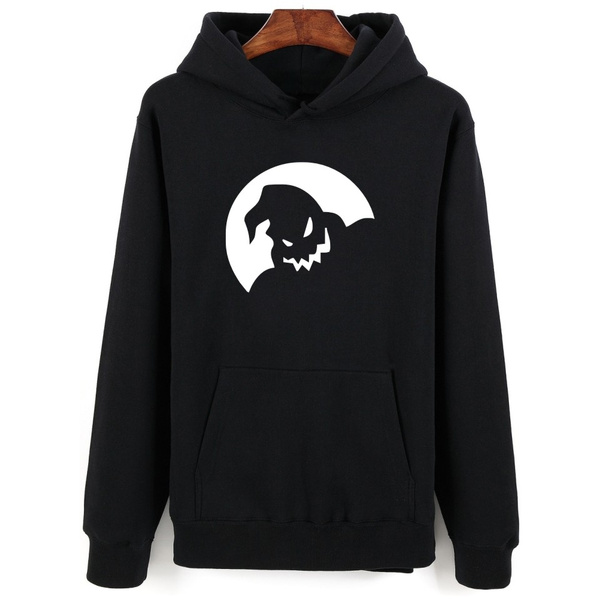 Nightmare Before Christmas Hoodie.The Nightmare Before Christmas Hoodies Men Women Plus Size Plus Size Xxs 4xl Brand Clothing Cotton Long Sleeve Black Pullover Coat