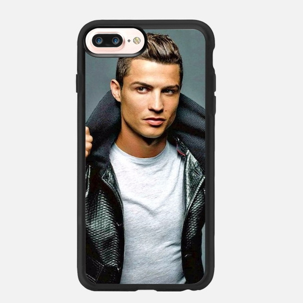 superior quality f86b9 d2c6f Cristiano Ronaldo iPhone cases 7 7 Plus, iPhone 6s protective back cover  with Cristiano Ronaldo poster