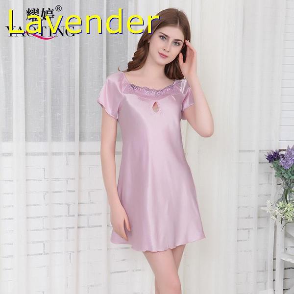 Wish Dressing Gown Home Dress Women Nightgowns Sleepshirts Sexy