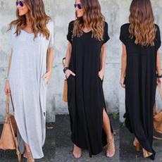 summer maxi dresses cotton