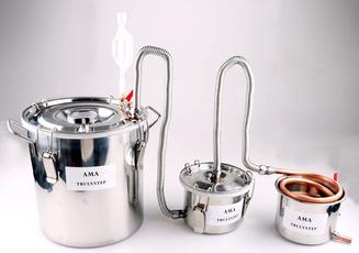distiller, coolingwaterpot, Alcohol, Copper