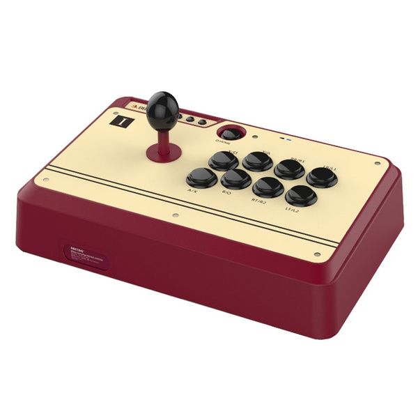 8Bitdo FC30 Wireless Bluetooth Arcade Joystick(Sanwa Version) Support for  Android/ for PC