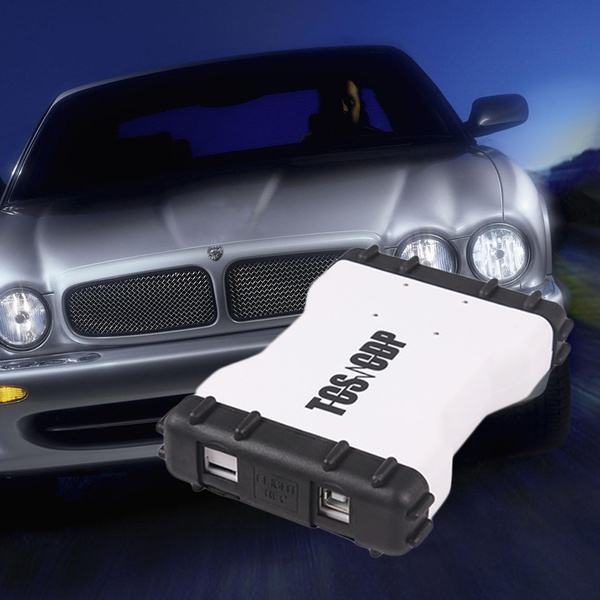 Diagnostic Scanner Kits VCI OBD2 DS Cars Trucks Delphi Software