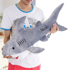 Plush Toys, Shark, Toy, Gifts