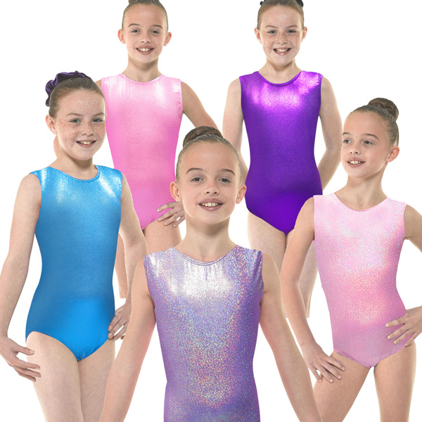 Little Girls Gymnastics Leotard ballet Dance Clothing