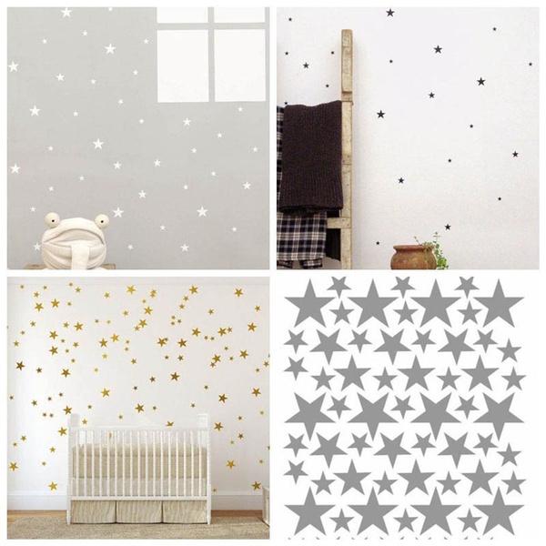 Decor, Star, room, Home & Living