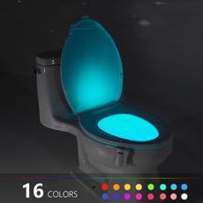 motionsensor, Bathroom, lightbowl, Home & Living