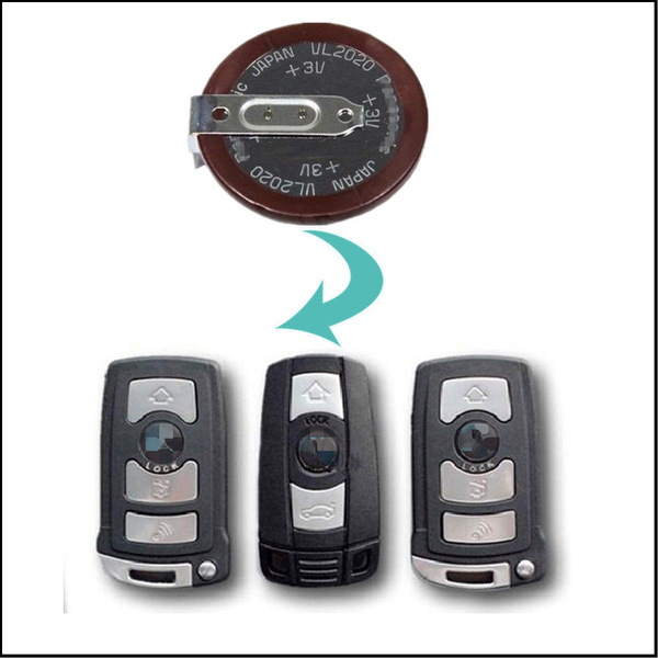 Wish Vl2020 Original Remote Key Rechargeable Battery For Bmw E46