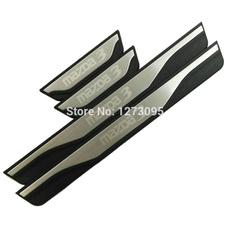 Steel, doorsillprotectorscuffplate, Cars, mazda3